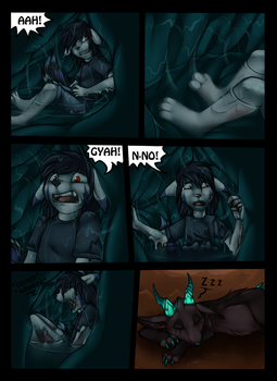 Vore, Lifesaving and a promise with loop. 7/11 by icat