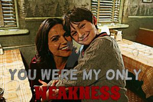 You Were My Only Weakness by EmilieBrown