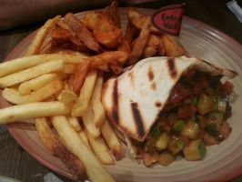 Nando's Angry Peri Peri Chicken by nosugarjustanger