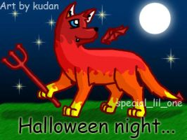 halloween submission by kudan