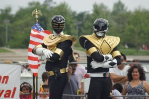 Black Rangers 2 by Dinnerfortwo