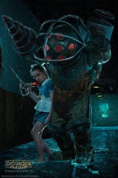 BIOSHOCK: Welcome to Rapture by Benny-Lee