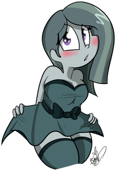 Cutie in a Dress by BefishProductions
