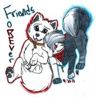 Friends FoREVer by xXZackataXx