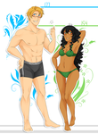 .:APH:. Babes by kamillyanna
