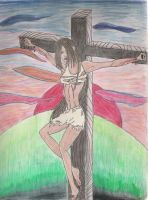 It's NOT Jesus by Sadeira