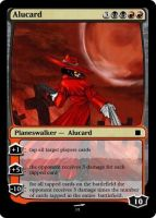 magic card alucard hellsing by Ryaxx