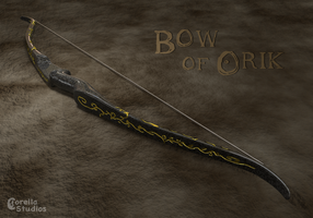 Bow of Orik by CorellaStudios