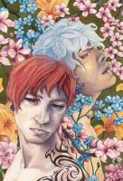 The Flower Boys by ArienSmith