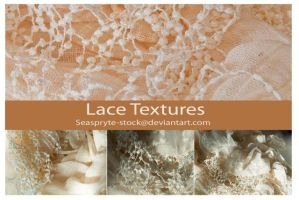Seaspryte-stock Lace Textures by SeaSpryte-stock