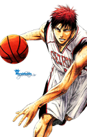 Kagami Taiga PNG by Meimei12