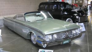 60 Ford Edsel Roadster by zypherion