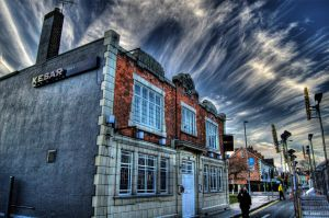 The Curry House HDR by nat1874