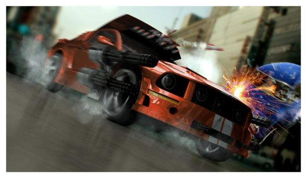 Deadly Rush Hour by TronixGFX
