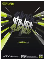 shiver_Logo_type by uphique