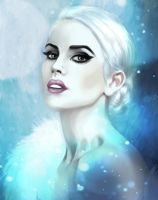 Snow Queen by MartaDeWinter