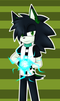 .: Electro Shot :. by ShadowD-Blocky