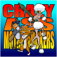 Crazy Ass Motherfuckers by JABcomix
