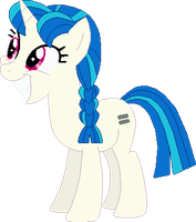[DOLL] Equalized Vinyl Scratch by LR-Studios