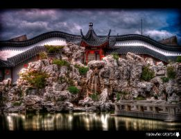 Chinese Garden 9 by shadowfoxcreative