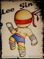 Thai Lee Sin by Minimiep