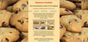 Cameron Cookies by MaxErikson