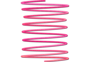 Pink Glitter Swirl png by MaddieLovesSelly