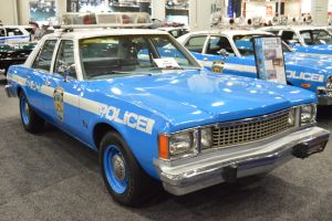 1980 N.Y.P.D Plymouth Volare III by Brooklyn47