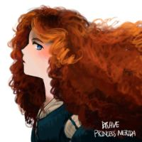 Merida by mariisle