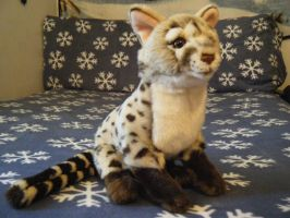 Uni-Toys Genet Plush by ShadoweonCollections