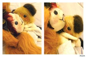 tofee and honey -3- by Misandrie