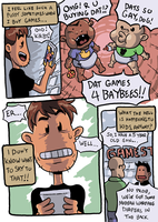 Growing up Gaming 4 by jmatchead
