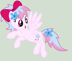 Sugarcoat Charm MLP Adoptable Auction by MonkFishyAdopts