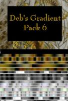 Debs Grad PK 6 Silver and Gold by DWALKER1047