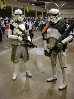 FanExpo 2010 Stormtroopers 02 by hotrod5
