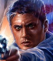 Dean As Deckard by quickreaver