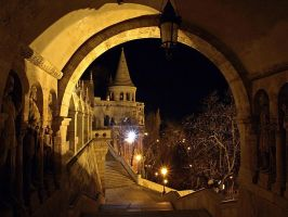 Fisherman's Bastion by AgiVega