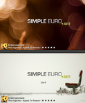 Simple Euro and Art - for v2.x by larzon83