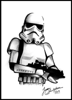 my latest Stormtrooper by james7371