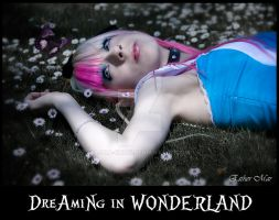 Alice Photoshoot - Dreaming by loba-chan