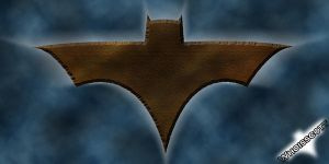 Batman Symbol by WhoIsScott