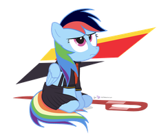 Ryuko Dash by dm29