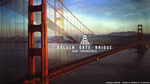 Golden Gate Bridge Wallpaper by PodolsQai