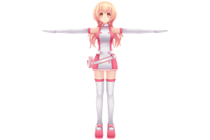 Hyperdimension Neptunia MKII, Nurse Compa by xXNekochanofDoomXx