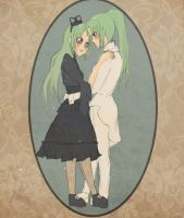 Mion and Shion by yasuhime19