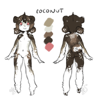 pajuxi - coconut ref by alpacasovereign
