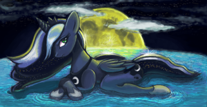 Luna-tama by Usappy-BarkHaward