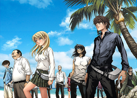 Btooom! by LRCoslovers
