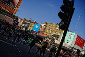 Camden Town by rayxearl