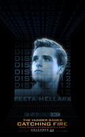 Catching Fire: Hologram Teaser - Peeta by TributeDesign